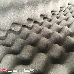 Kobitex - Сивочерен гофриран дунапрен Клас A